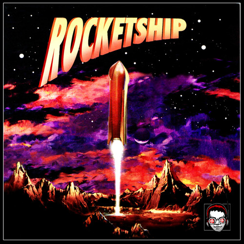 Wick-it the Instigator - Rocket Ship