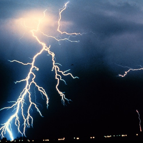 Lightning (W/Lyrics)