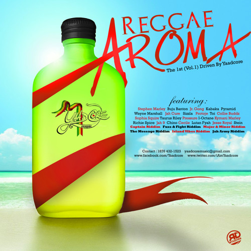 Yaadcore - Reggae Aroma The First