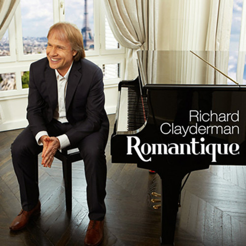 Richard Clayderman - Romantique - Les Miserables - Medley