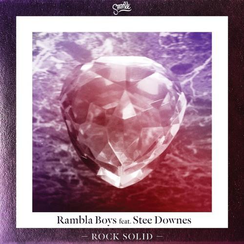 RAMBLA BOYS FEAT STEE DOWNES - ROCK SOLID