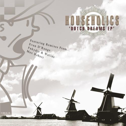 HouseHolics - Roll The Dutch [Cabbie Hat]