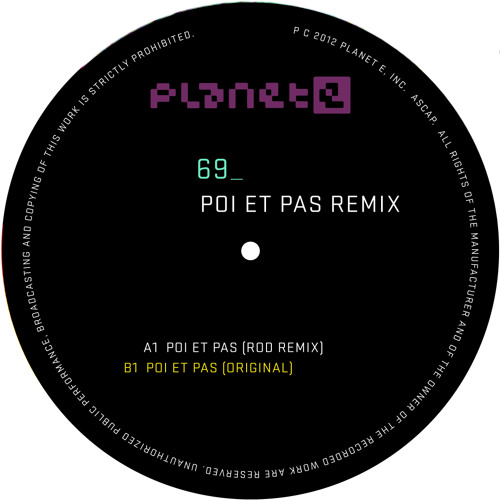 69 - Poi Et Pas (ROD Remix) SOUNDCLOUD EDIT