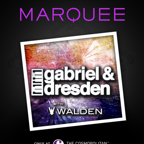 Gabriel & Dresden The Drop 50 Set Recorded Live at Marquee Las Vegas 01-04-13