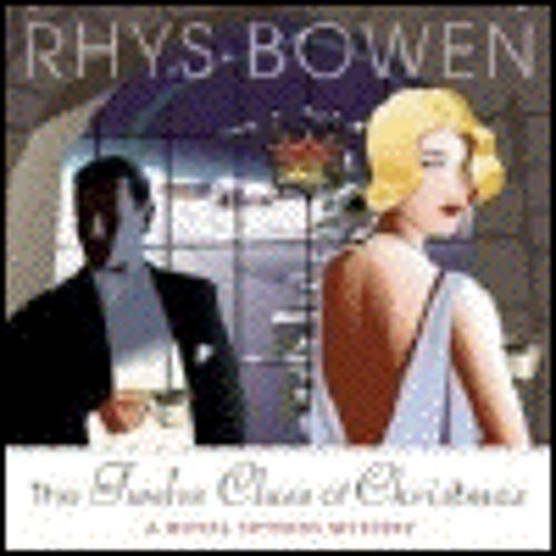THE TWELVE CLUES OF CHRISTMAS by Rhys Bowen, read by Katherine Kellgren