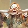 Taeyeon shouting Ah nae wangjanim~~