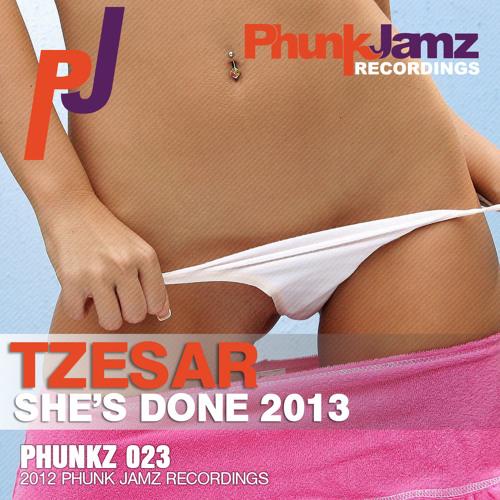TZESAR - Shes Done 2013 (Original Mix)