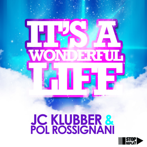 [SAR018] JC Klubber feat. Pol Rossignani - It's A Wonderful Life (Official Teaser)