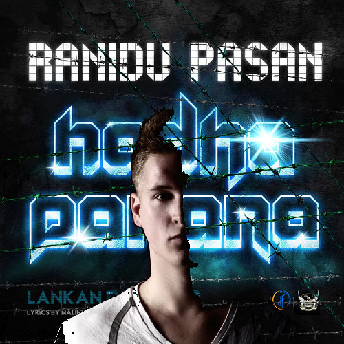 Ranidu & Pasan - Hadha Parana (TOBY TRAXX Remix) TEASER