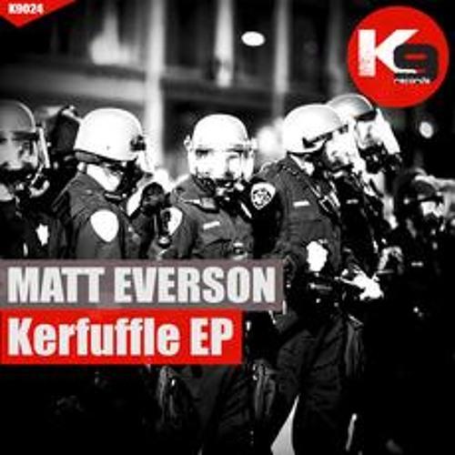 Matt Everson - Time Out