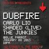 The Junkies Live @ The BPM Festival, Blue Parrot, Playa Del Carmen, Mexico 08-01-2013