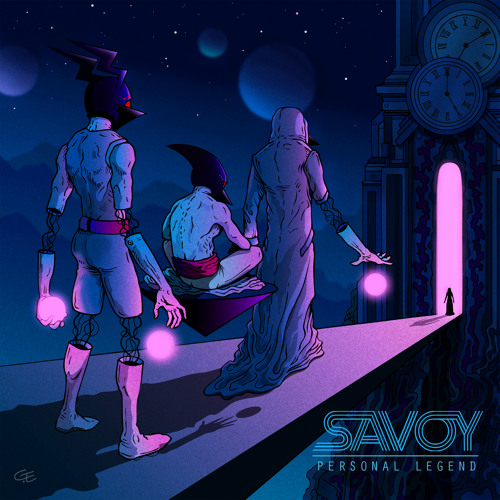 Aftershock by SAVOY & Big Gigantic