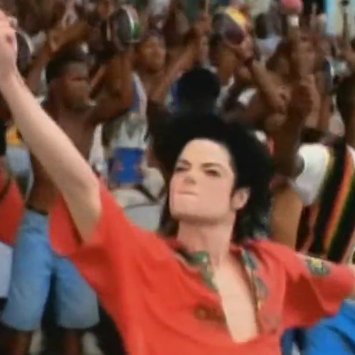 Michael Jackson - They don't care about us ( UNU' Dub Remix )