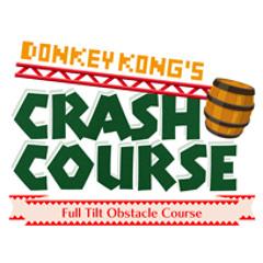 Donkey Kong's Crash Course - intro