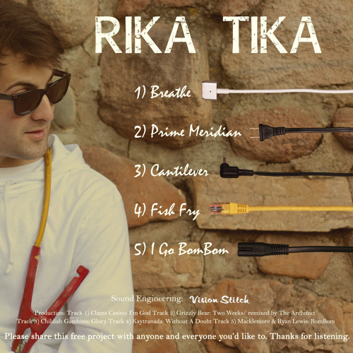 Fish Fry by RIKA TIKA The Recharge EP