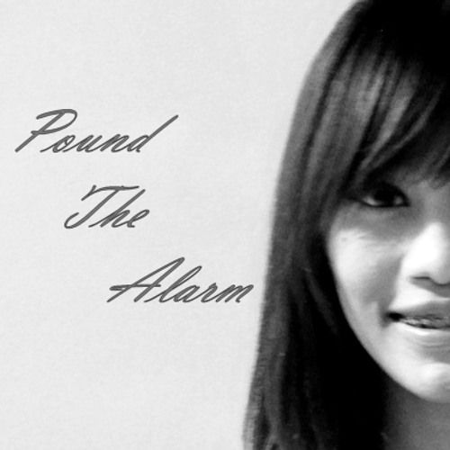 Pound the alarm -- Nicki Minaj (cover by Maria)