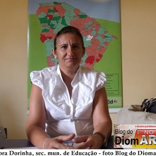 ENTREVISTA COM A SEC DE EDUCAÇÃO DE CATARINA PROFESSORA DORINHA