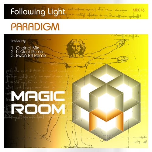 Following Light - Paradigm (Ewan Rill Remix) // Magic Room [MR016]