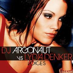 Voices - DJ Argonaut vs Lydia Denker - Club Mix