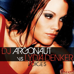 Voices - DJ Argonaut vs Lydia Denker - Radio Mix