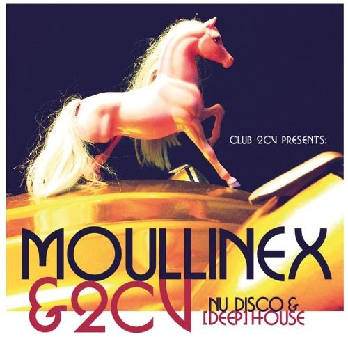 CLUB 2CV Mixtape 2 [Moullinex]