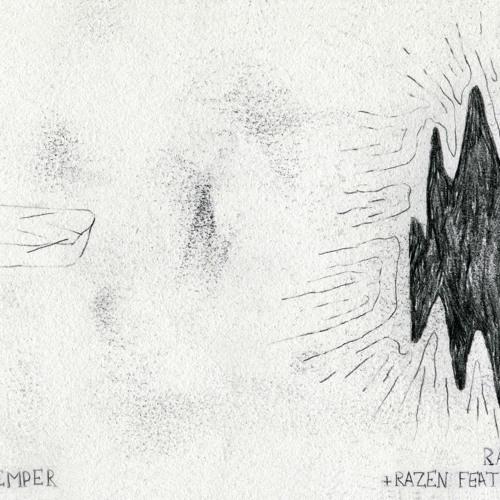 RAZEN + ANDREW LILES: Aztek Vampire Riddles (KRAAK K079)