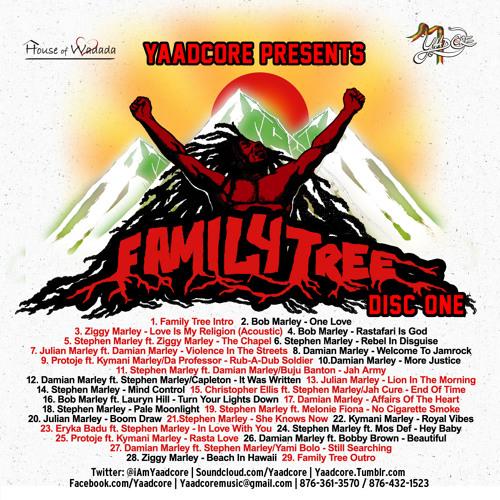 Yaadcore - #FamilyTree Disc 1