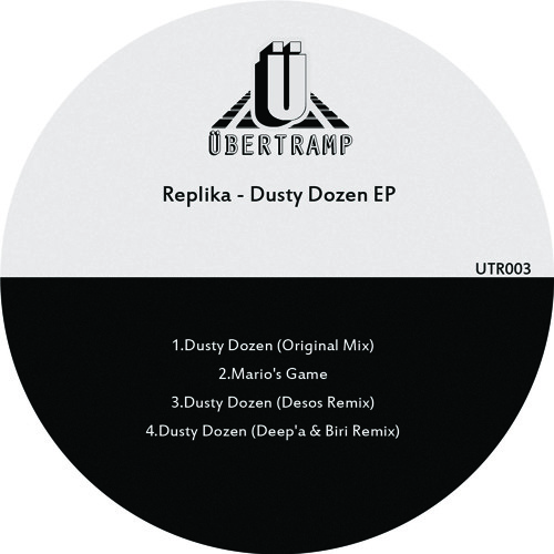(UTR003) Replika - Dusty Dozen EP (Inc. Desos + Deep'a & Biri Remixes) Digital