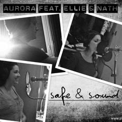 Aurora D'Amico - Safe & Sound (Taylor Swift cover)