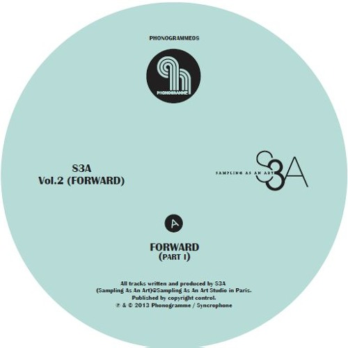"PHONOGRAMME 8/ S3A ""Vol.2 (Forward)"" [Snippets]"