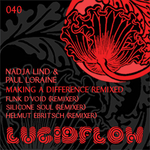 - Nadja Lind And Paul Loraine - Making A Difference (Silicone Souls Hypnohouse Dub) [2min cut]