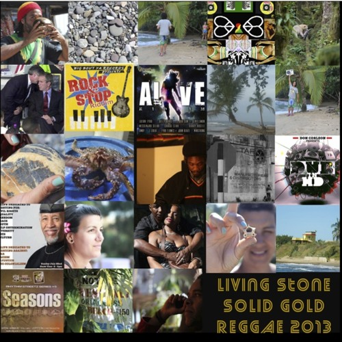 360 Living STONE SOLID GOLD Reggae 2013