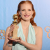 Jessica Chastain Excited to Meet Stars at the Oscars
