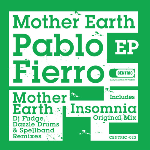 Pablo Fierro - Mother Earth - Dazzle Drums Mix.mp3