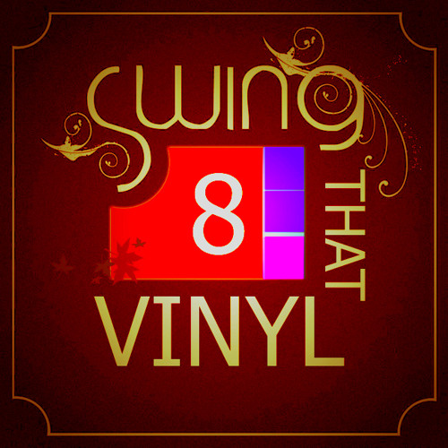 SWING THAT VINYL VOL 08 - PHOS TONI ( ELECTRO-SWING VINYL-MIX )