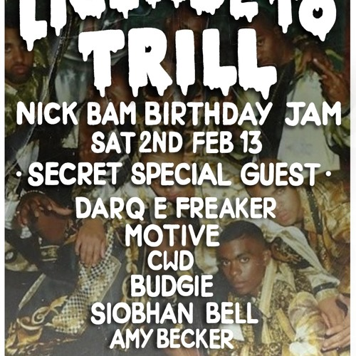 License To Trill 003 Motive