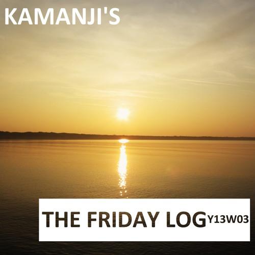 The Friday Log - Y13W03