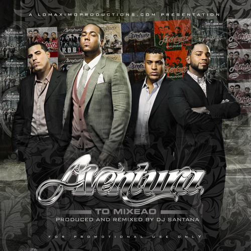 DJ Santana - The Best of Aventura - IAMLMP.COM
