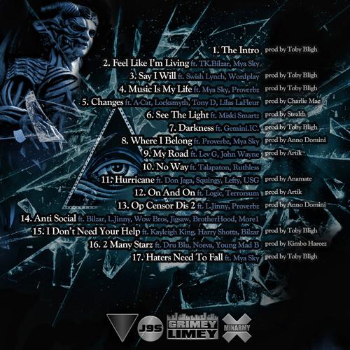 Tabanacle - Darkness (Feat Gemini, IC)