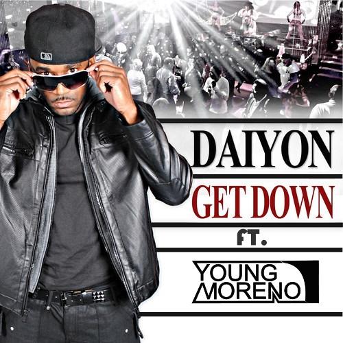 Young Moreno ft. Daiyon - Get Down (Radio Edit) (FREE DOWNLOAD)