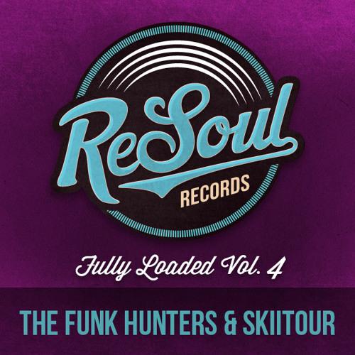 SkiiTour & The Funk Hunters - Whole Lotta Drop