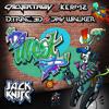 D.TRAC3D & JAY WALKER - SKANKSTAR (clip)