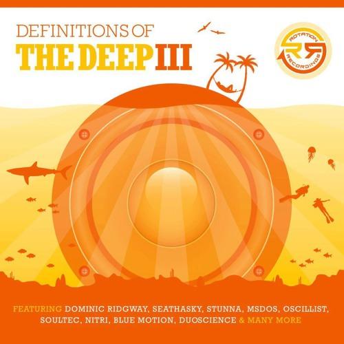 RD017 - Nultabyte - Diamond Dust - Definitions Of The Deep III - (Digital & Double CD) RDUK ©