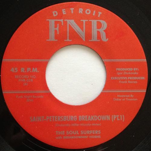 Saint Petersburg Breakdown Pt.1- The Soul Surfers (Snip)
