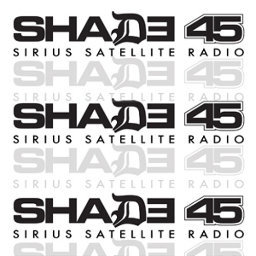"""Shade45 """"Sway In The Morning"""" Guest Mix - 1-18-13"""