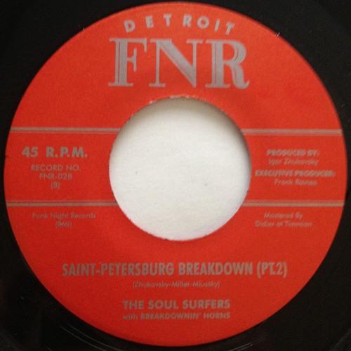 Saint Petersburg Breakdown Pt 2-The Soul Surfers  (Snip)