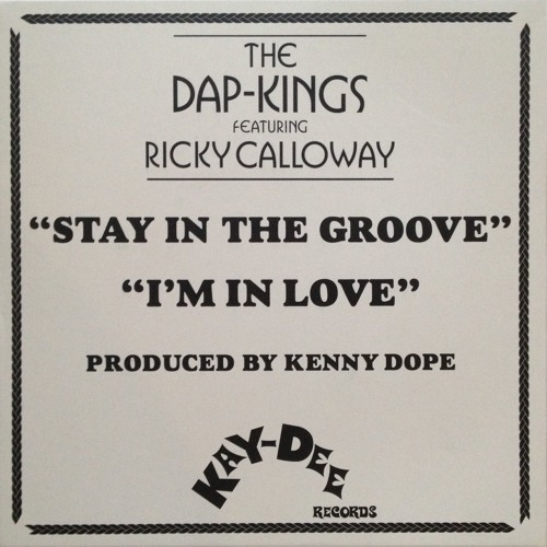 I'm In Love Pt.4-The Dap-Kings Feat Rickey Calloway