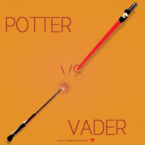 Potter vs Vader