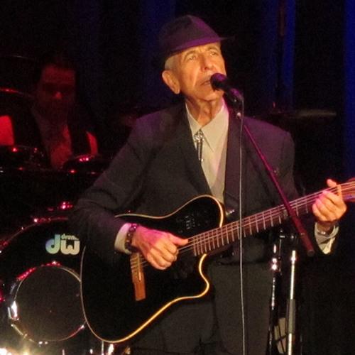 Leonard Cohen, The Stranger Song, Gent 21-08-2010, sound check