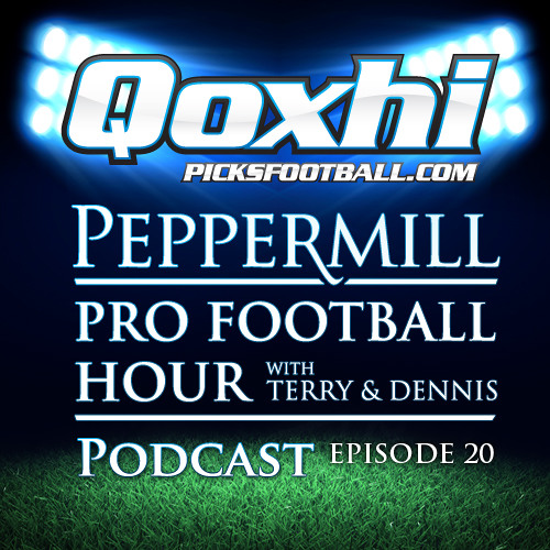 Peppermill Pro Football Hour - Episode 20